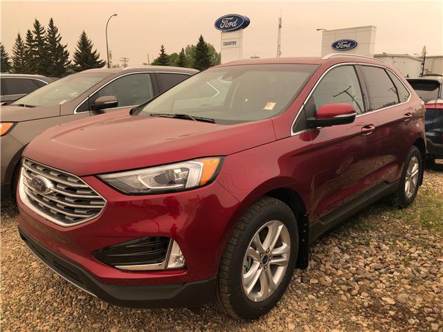 2019 Ford Edge SEL (Stk: 9162) in Wilkie - Image 4 of 11