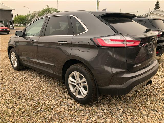 2019 Ford Edge SEL (Stk: 9166) in Wilkie - Image 3 of 11