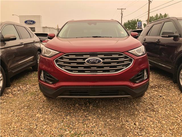 2019 Ford Edge SEL (Stk: 9162) in Wilkie - Image 9 of 11