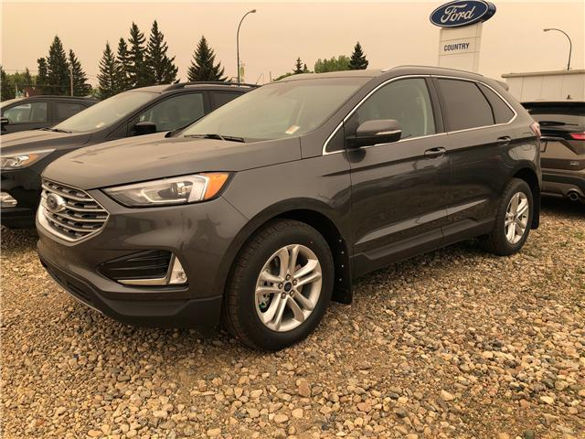 2019 Ford Edge SEL (Stk: 9166) in Wilkie - Image 4 of 11
