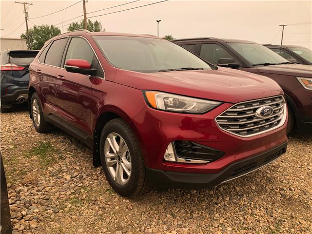 2019 Ford Edge SEL (Stk: 9162) in Wilkie - Image 1 of 11