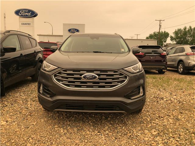 2019 Ford Edge SEL (Stk: 9166) in Wilkie - Image 9 of 11