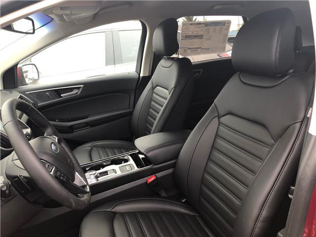 2019 Ford Edge SEL (Stk: 9162) in Wilkie - Image 6 of 11