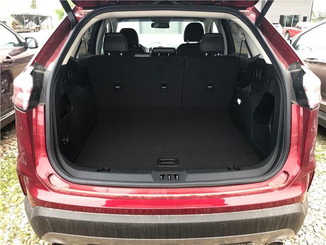 2019 Ford Edge SEL (Stk: 9162) in Wilkie - Image 11 of 11