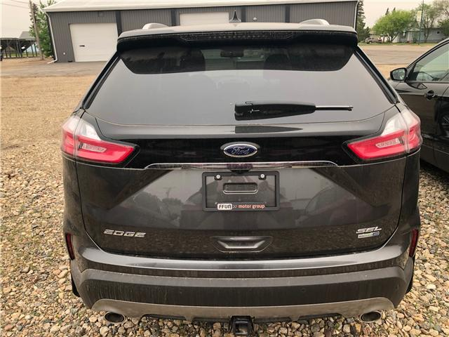 2019 Ford Edge SEL (Stk: 9166) in Wilkie - Image 10 of 11