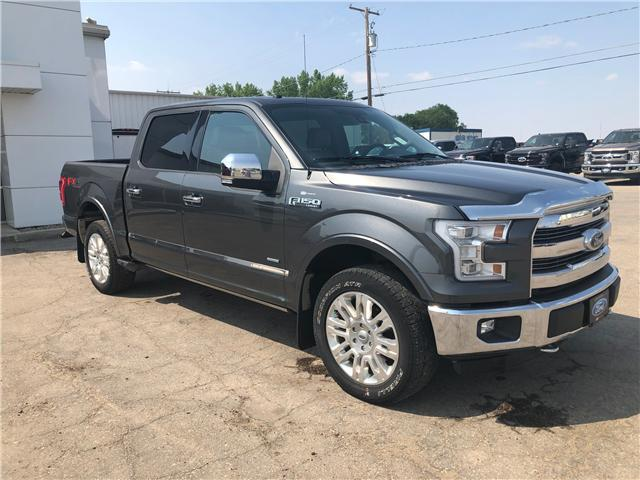 2016 Ford F-150 Lariat (Stk: 8241A) in Wilkie - Image 1 of 21