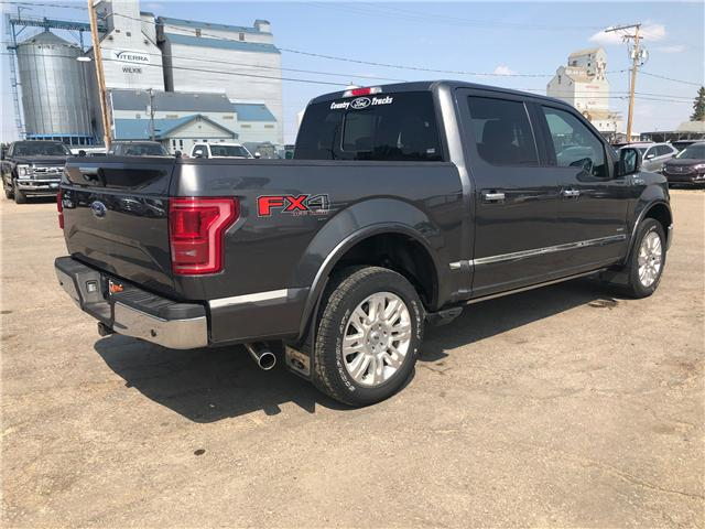 2016 Ford F-150 Lariat (Stk: 8241A) in Wilkie - Image 2 of 21