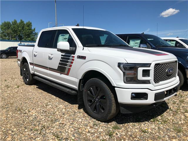 2019 Ford F-150 Lariat (Stk: 9191) in Wilkie - Image 1 of 10