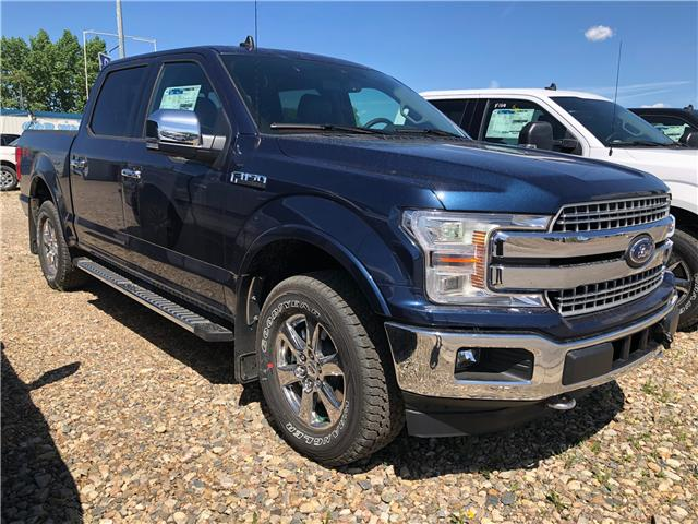 2019 Ford F-150 Lariat (Stk: 9194) in Wilkie - Image 1 of 10