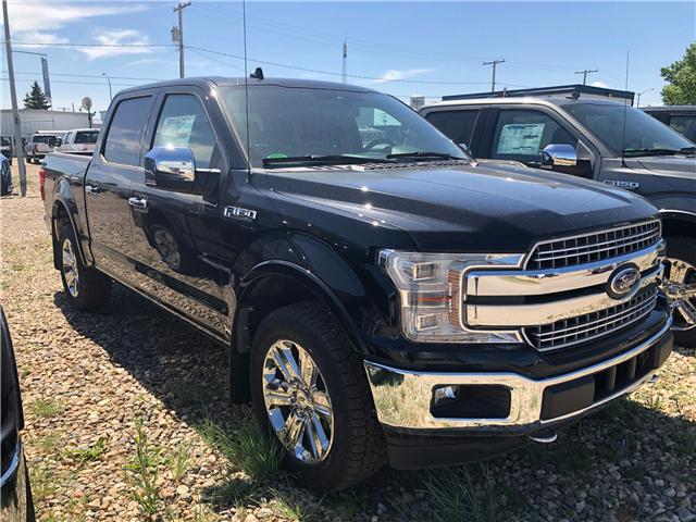 2018 Ford F-150 Lariat (Stk: 8315) in Wilkie - Image 1 of 11