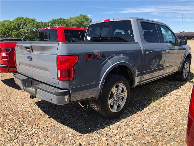 2019 Ford F-150 Lariat (Stk: 9169) in Wilkie - Image 2 of 11