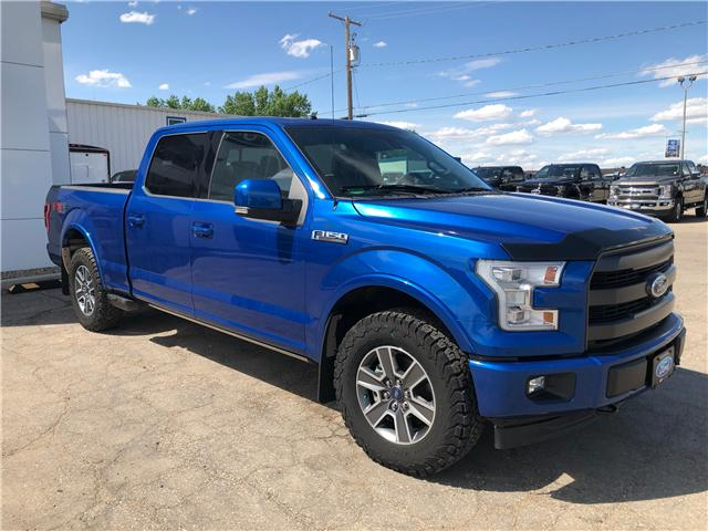 2017 Ford F-150 Lariat (Stk: 9195A) in Wilkie - Image 1 of 22