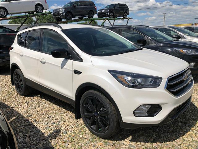 2019 Ford Escape SE (Stk: 9196) in Wilkie - Image 1 of 11