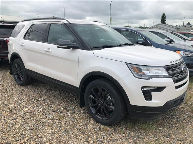 2019 Ford Explorer XLT (Stk: 9113) in Wilkie - Image 1 of 16