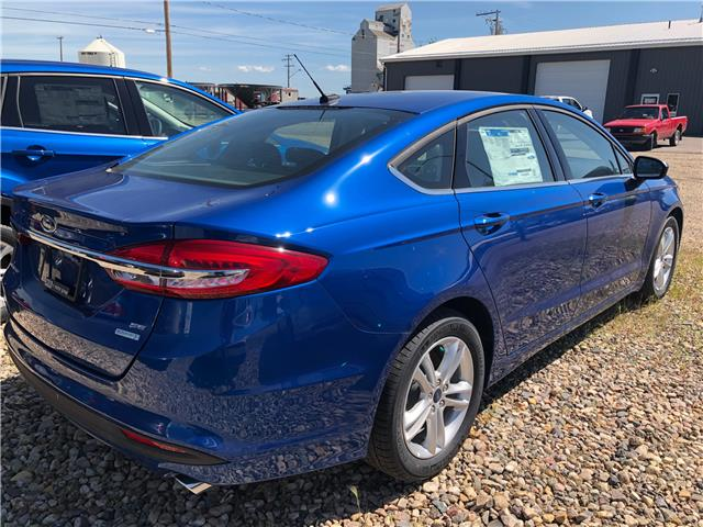 2018 Ford Fusion SE (Stk: 8261) in Wilkie - Image 2 of 11