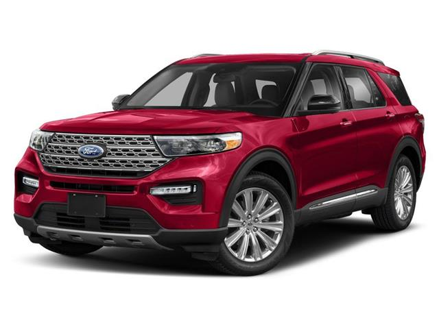 2020 Ford Explorer XLT (Stk: 20100) in Wilkie - Image 1 of 9