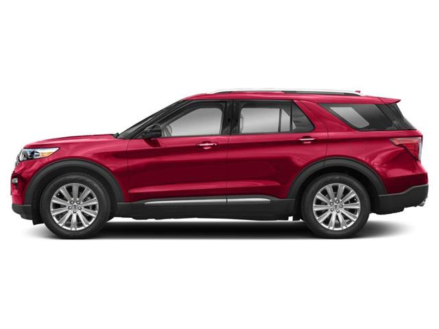 2020 Ford Explorer XLT (Stk: 20100) in Wilkie - Image 2 of 9