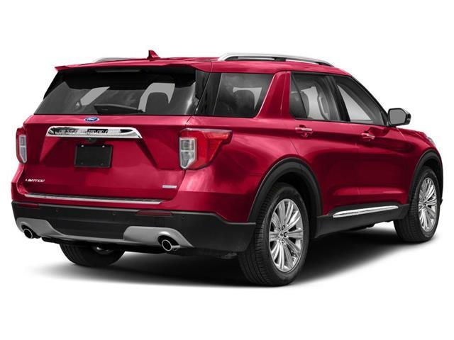 2020 Ford Explorer XLT (Stk: 20100) in Wilkie - Image 3 of 9