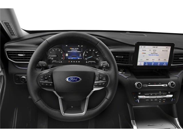 2020 Ford Explorer XLT (Stk: 20100) in Wilkie - Image 4 of 9