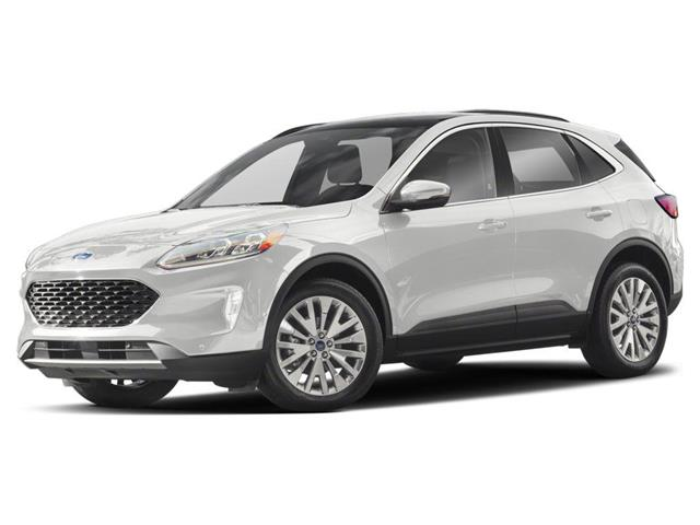 2020 Ford Escape Titanium (Stk: 20102) in Wilkie - Image 1 of 3