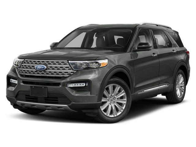 2020 Ford Explorer XLT (Stk: 20105) in Wilkie - Image 1 of 9