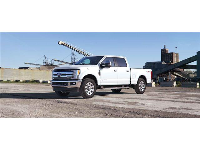 2020 Ford F-350 Platinum (Stk: 20114) in Wilkie - Image 2 of 2