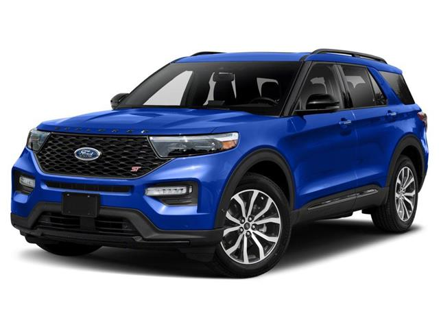 2020 Ford Explorer ST (Stk: 20129) in Wilkie - Image 1 of 9