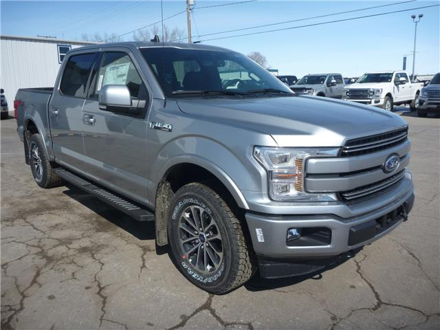 2020 Ford F-150 Lariat (Stk: 20132) in Wilkie - Image 1 of 17