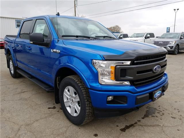 2019 Ford F-150 XLT (Stk: 9260) in Wilkie - Image 1 of 20