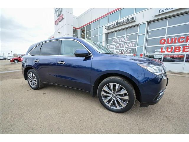 2015 Acura MDX Navigation Package (Stk: B0036) in Lloydminster - Image 1 of 13