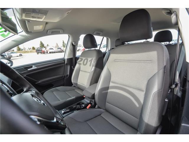 2018 Volkswagen Golf 1.8 TSI Comfortline (Stk: CHK196A) in Lloydminster - Image 4 of 12