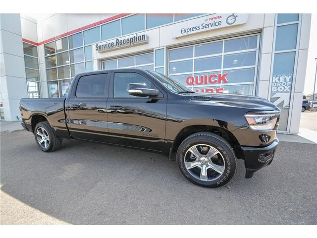 2019 RAM 1500 Sport (Stk: B0069) in Lloydminster - Image 1 of 15