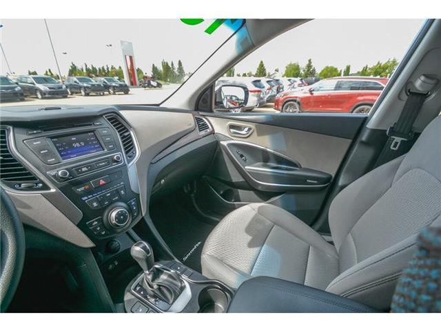 2018 Hyundai Santa Fe Sport 2.4 Premium (Stk: B0029A) in Lloydminster - Image 7 of 14