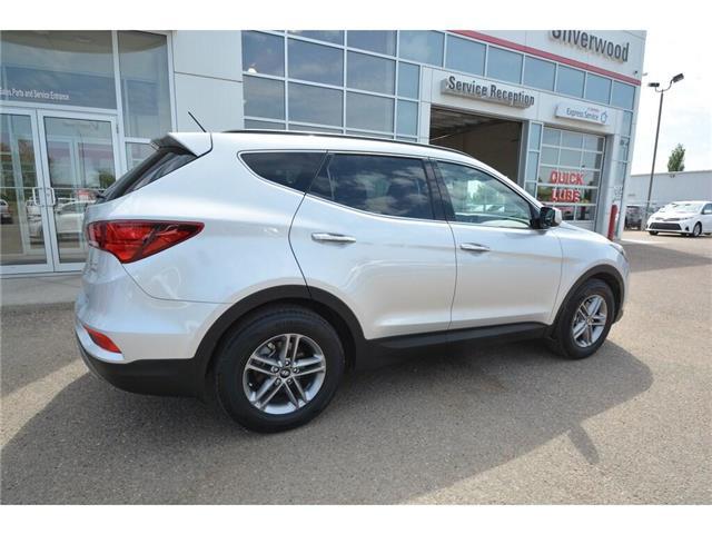 2018 Hyundai Santa Fe Sport 2.4 Premium (Stk: B0029A) in Lloydminster - Image 9 of 14