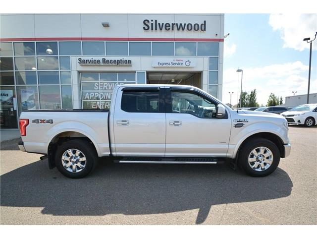 2016 Ford F-150 Lariat (Stk: B0047A) in Lloydminster - Image 7 of 14