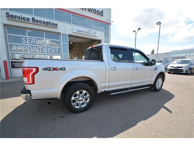 2016 Ford F-150 Lariat (Stk: B0047A) in Lloydminster - Image 8 of 14