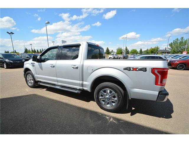 2016 Ford F-150 Lariat (Stk: B0047A) in Lloydminster - Image 10 of 14