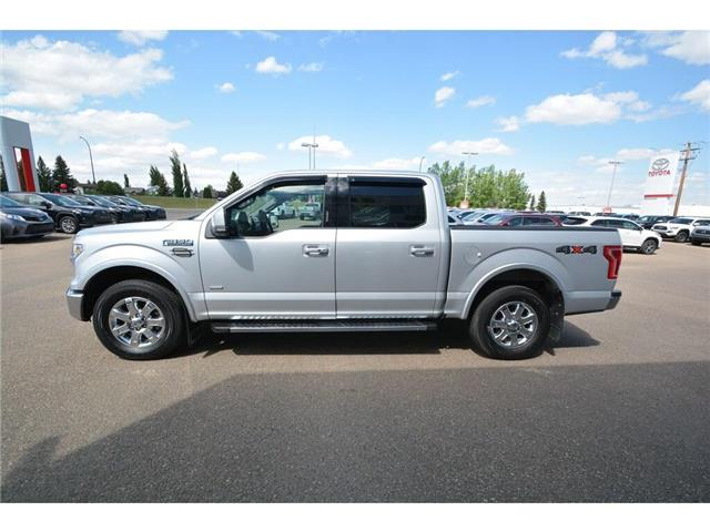 2016 Ford F-150 Lariat (Stk: B0047A) in Lloydminster - Image 11 of 14