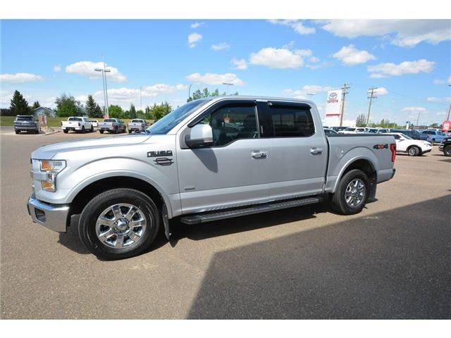 2016 Ford F-150 Lariat (Stk: B0047A) in Lloydminster - Image 12 of 14