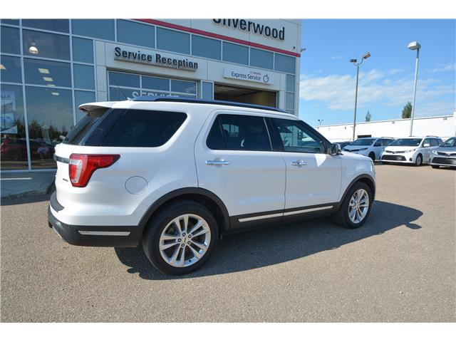 2018 Ford Explorer Limited Limited, Silverwood Certified at