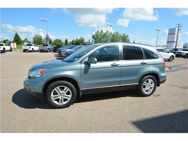 2010 Honda CR-V EX (Stk: HIK092A) in Lloydminster - Image 11 of 12