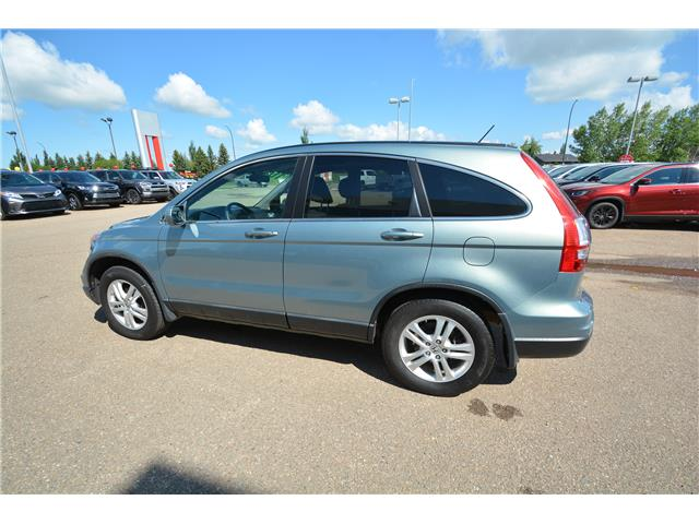 2010 Honda CR-V EX (Stk: HIK092A) in Lloydminster - Image 9 of 12