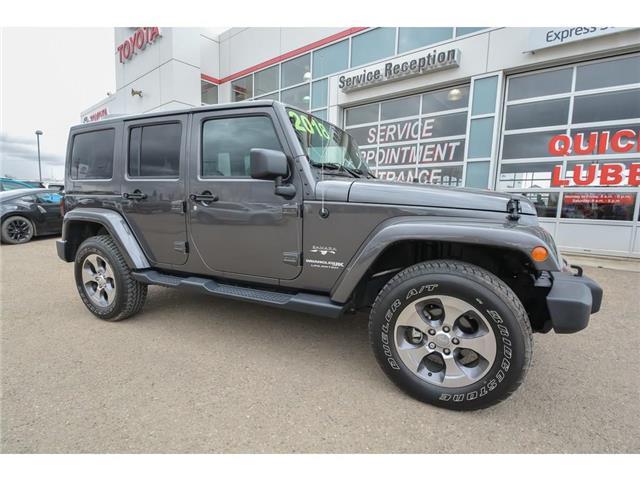 2018 Jeep Wrangler JK Unlimited Sahara Unlimited Sahara