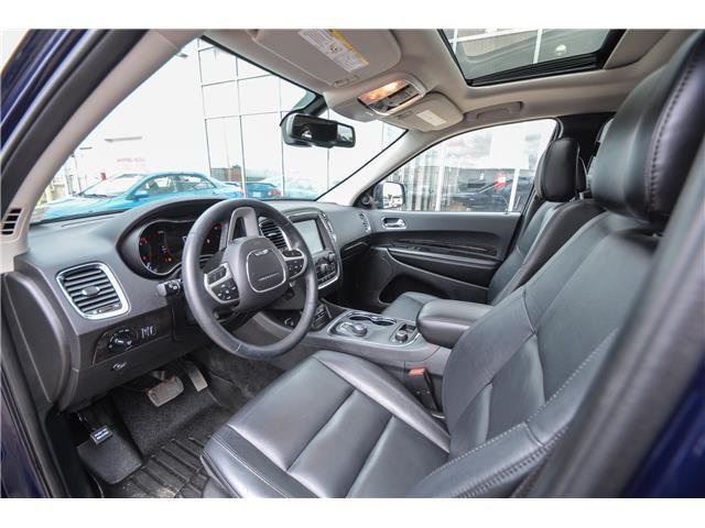 2015 Dodge Durango Limited (Stk: B0037A) in Lloydminster - Image 3 of 15