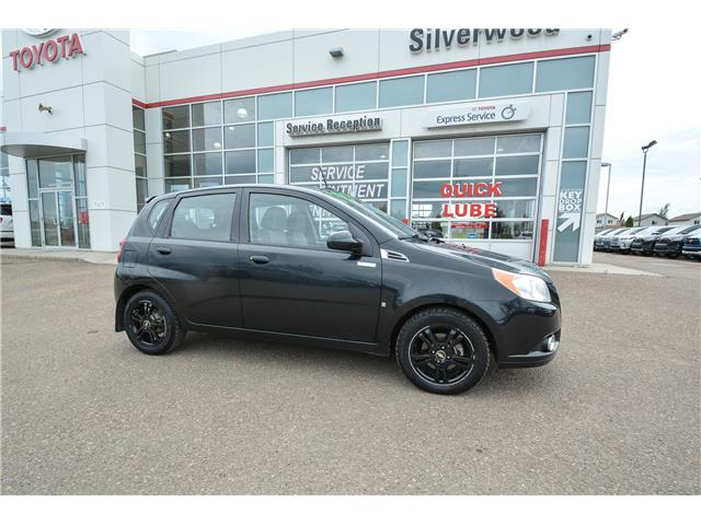 2009 Chevrolet Aveo LT (Stk: 12121A) in Lloydminster - Image 1 of 13