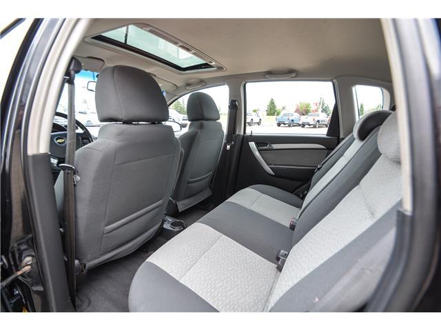 2009 Chevrolet Aveo LT (Stk: 12121A) in Lloydminster - Image 6 of 13