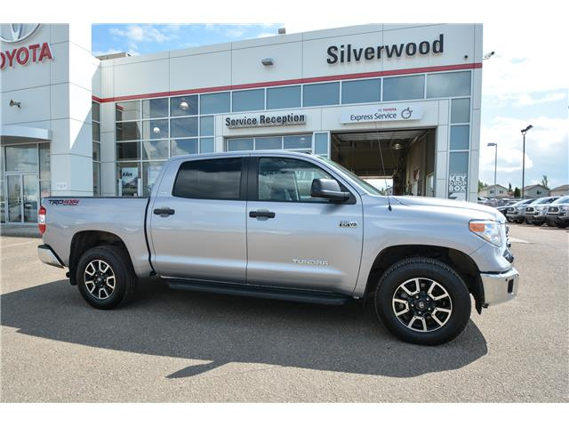 2017 Toyota Tundra SR5 Plus 5.7L V8 (Stk: TUK057A) in Lloydminster - Image 1 of 14