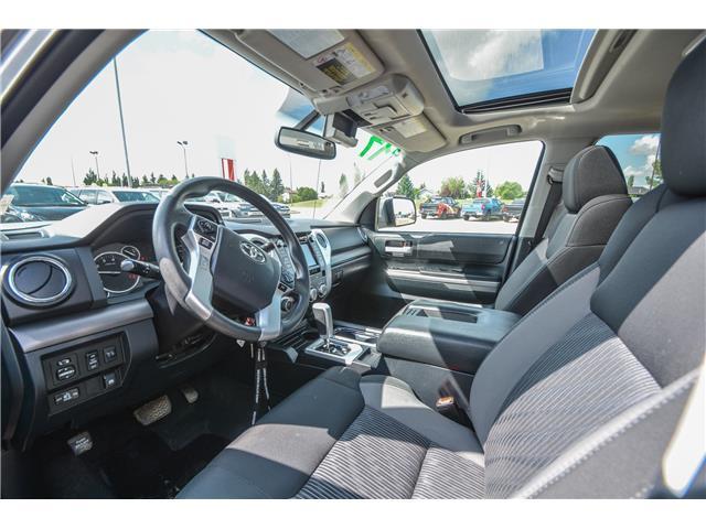 2017 Toyota Tundra SR 5.7L V8 (Stk: TUK057A) in Lloydminster - Image 3 of 14