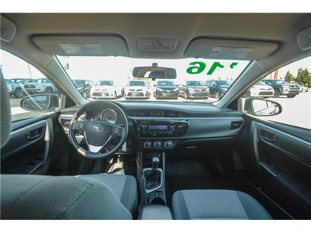 2016 Toyota Corolla CE (Stk: L0084) in Lloydminster - Image 2 of 13