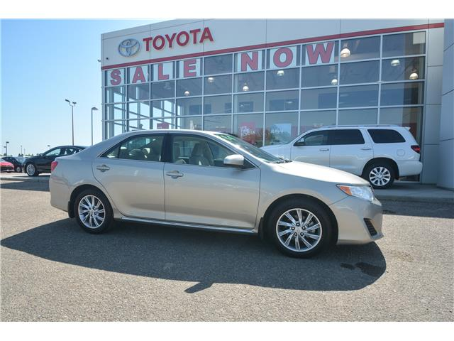 2014 Toyota Camry LE (Stk: L0079A) in Lloydminster - Image 1 of 14